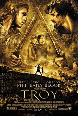 Troy poster wall decor