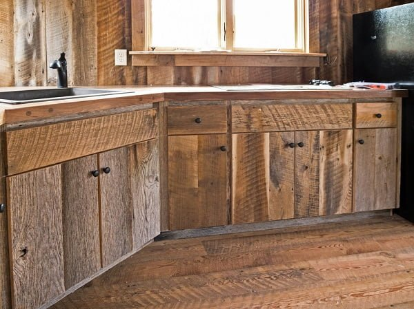 20 Best Rustic Kitchen Cabinet Ideas For 2019