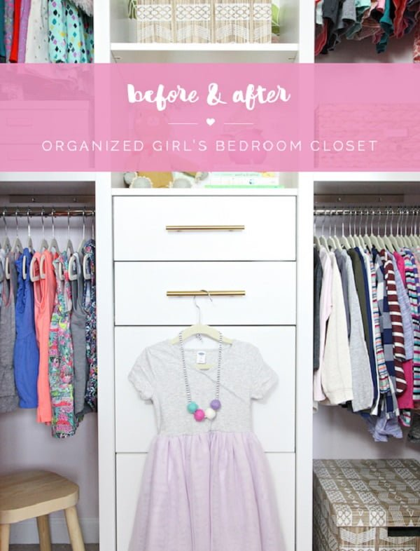 How to make  closet storage