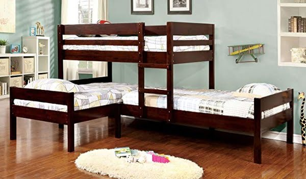 Furniture of America Trip bunk bed