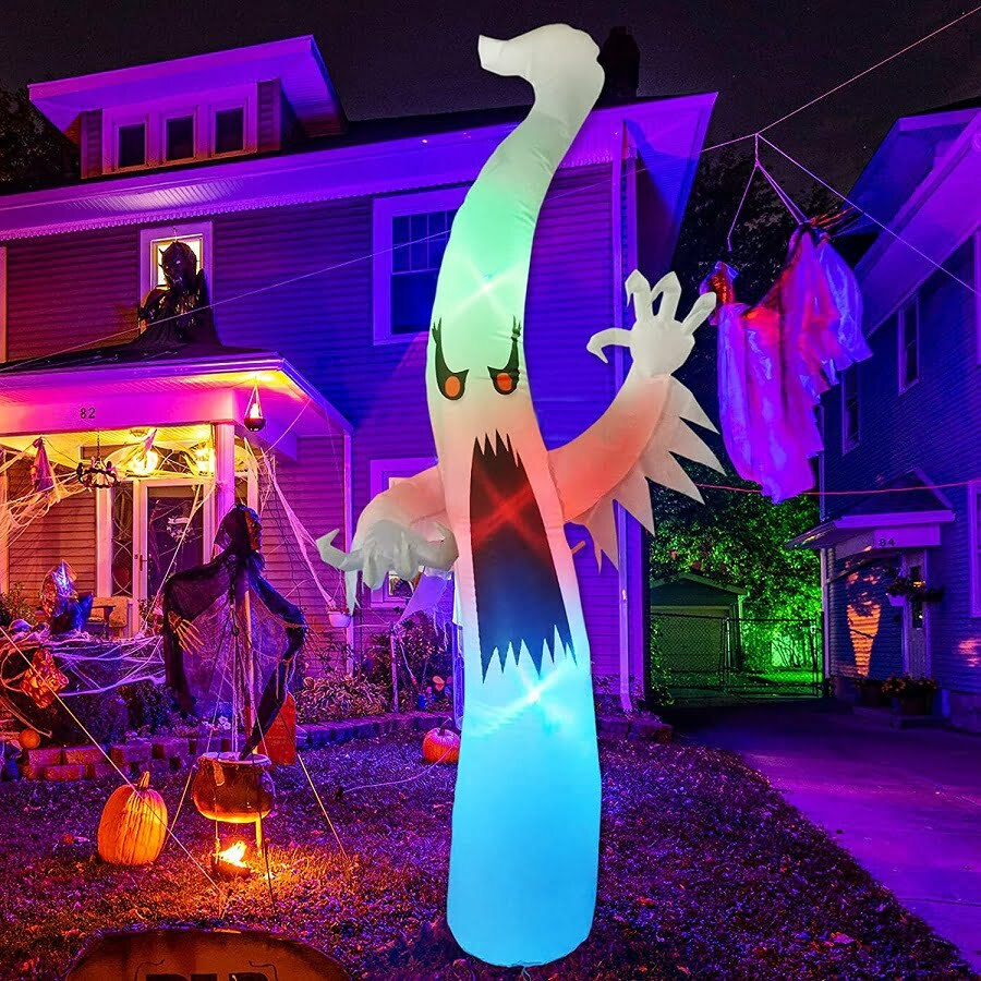 goosh 12 ft ghost inflatable