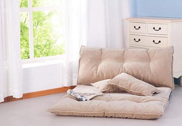 Japanese style small floor sofa