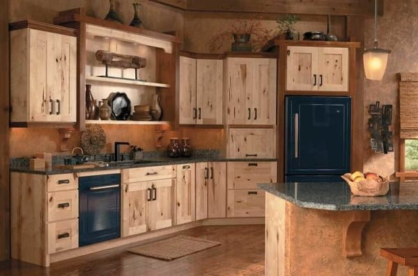 20 Best Rustic Kitchen Cabinet Ideas
