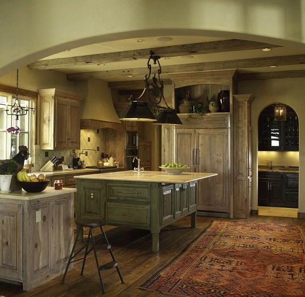 Rustic Cabinets Kitchen: 20 Best Rustic Kitchen Cabinet Ideas For 2019