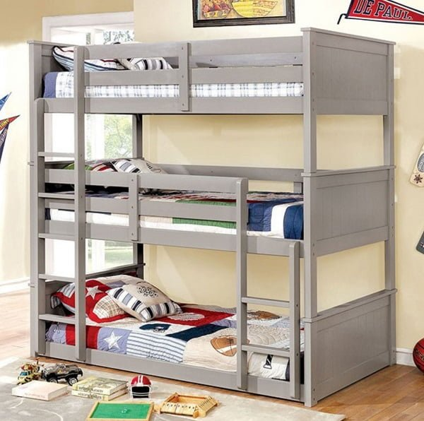Templeton triple bunk bed