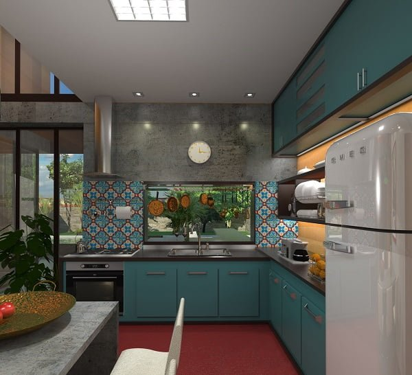 Top 10 Most Creative Mid-Century Modern Kitchen Ideas In 2019