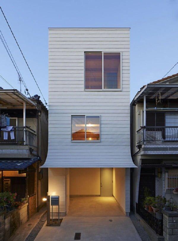 Gandare Minimalist House