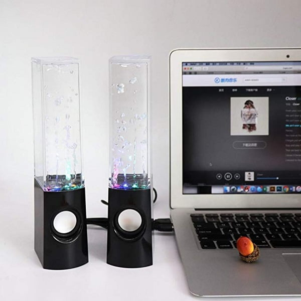 Aolyty Dancing water fountain speakers