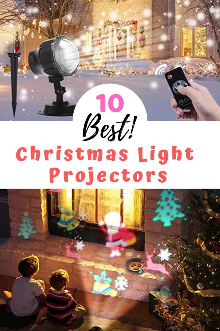 Top 10 Best Rated Christmas Light Projectors In 2019