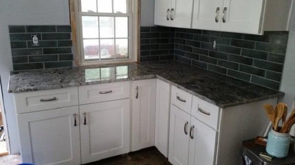 Custom paint grade cabinet doors