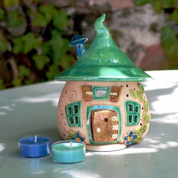 Fairy House Tealights