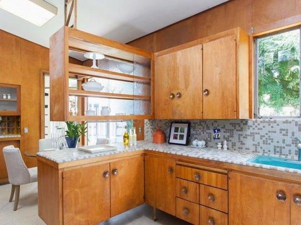 groovy 50's kitchen