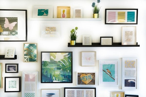 How to Hide Home Decor Eyesores #homedecor
