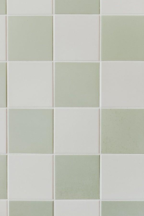 Kitchen floor tile example