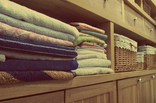 Laundry room #organization dresser