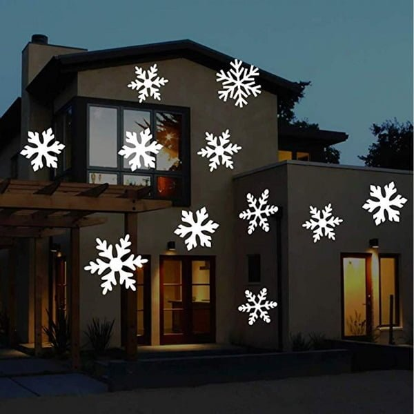 Motion LED Holiday Light Projector