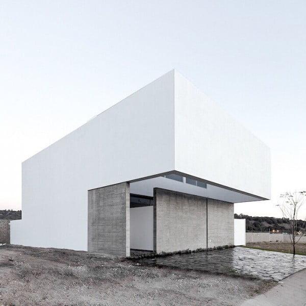 Monolith Minimalist House