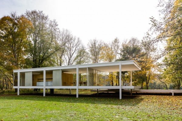Farnsworth Minimalist House