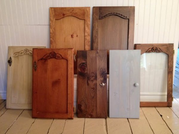 Replacement cabinet doors
