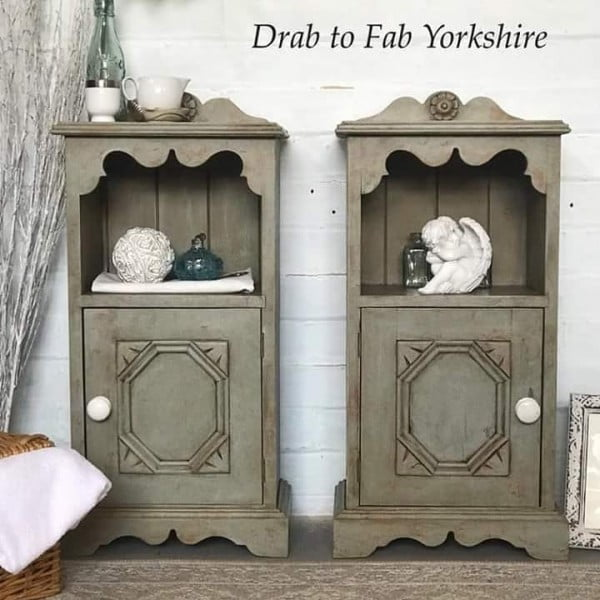 French Country Shabby Chic Furniture