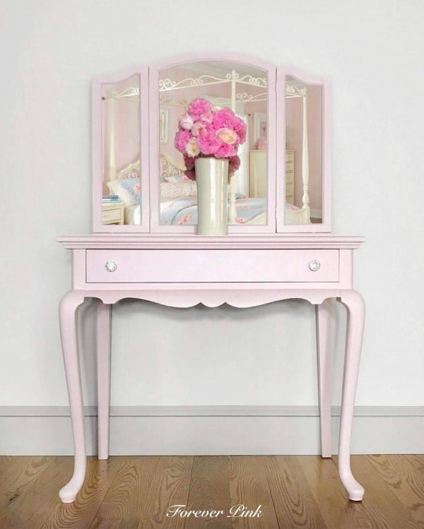 10 Shabby Chic Nursery Design Ideas: 27 Charming Painted Shabby Chic Furniture Ideas And DIY