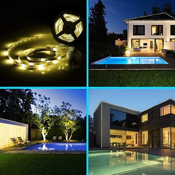 Brights solar strip lights