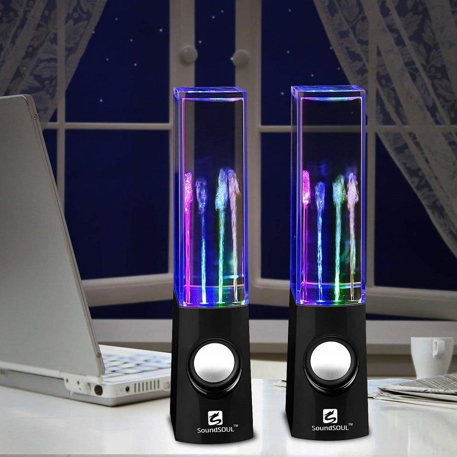 soundsoul water speakers