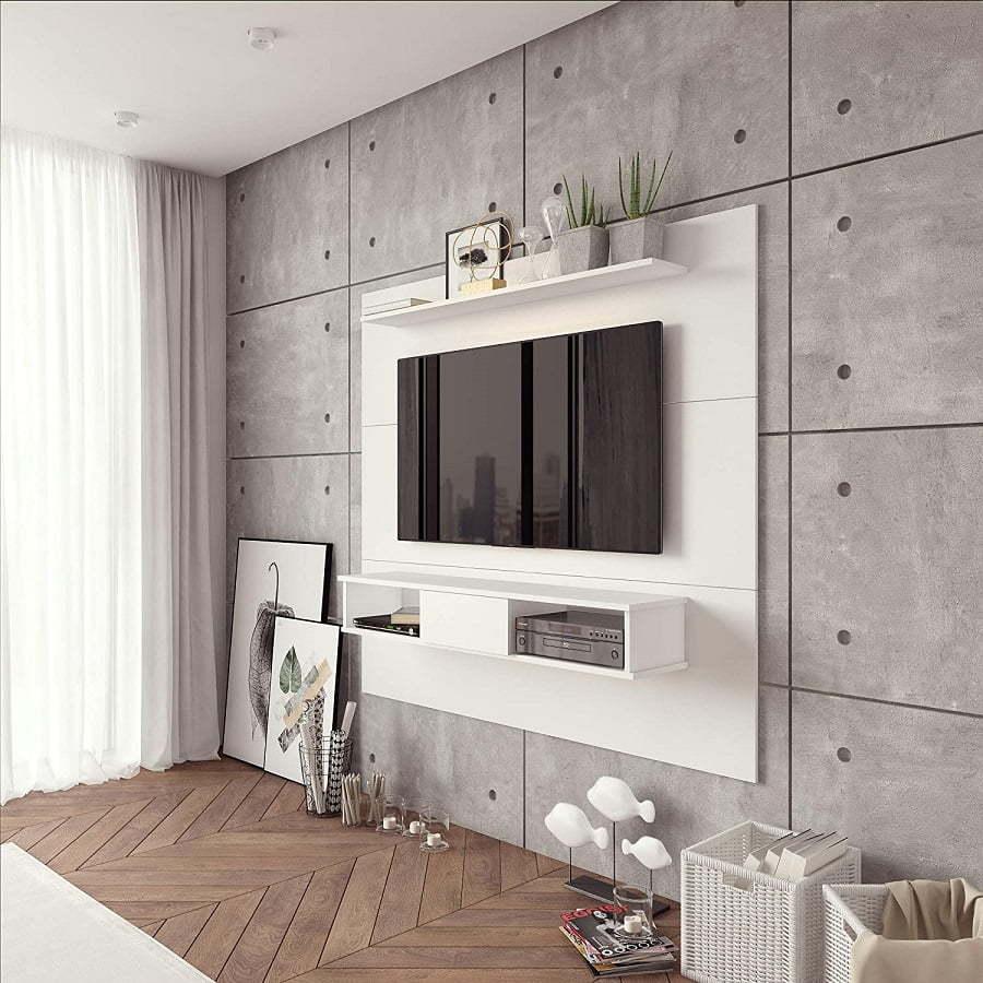 tv shelf board