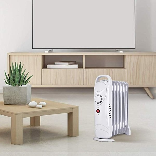 Compact Oil Heater Radiator