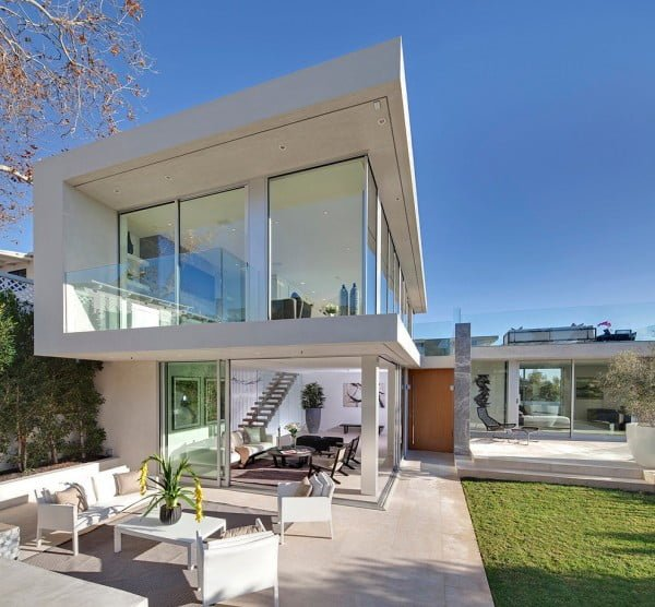 Seacliff Glass House #architecture