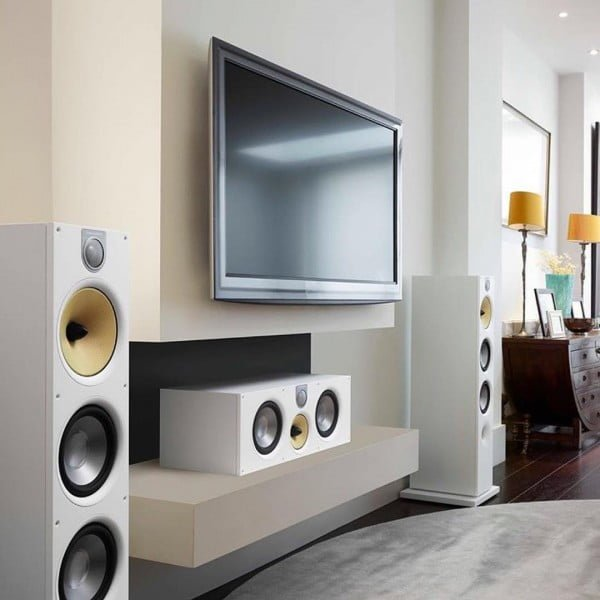 Hi-Tech Home Theater Design