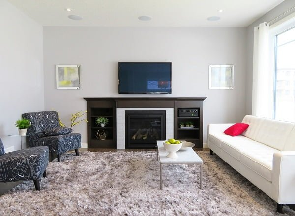 7 Ways to Arrange Living Room Furniture with Fireplace and TV