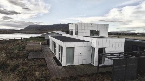 Modern Getaway House