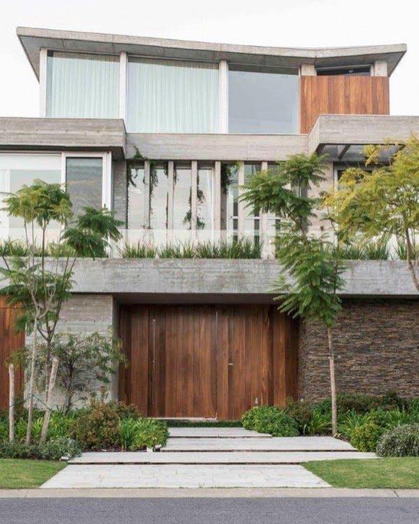 Multi Exterior Modern House