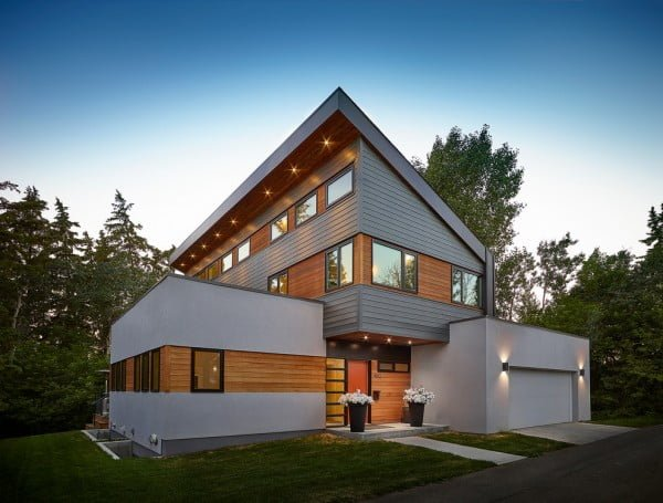 Millcreek Modern House