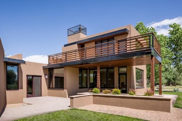 La Loggia Modern House