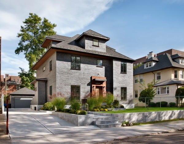Dramatic Modern House