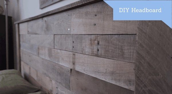 Build a Headboard from Pallets in 8 Steps
