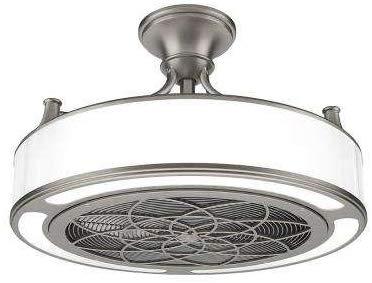 enclosed ceiling fan