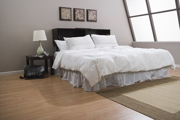 Convert a Bed to Platform Bed #DIY