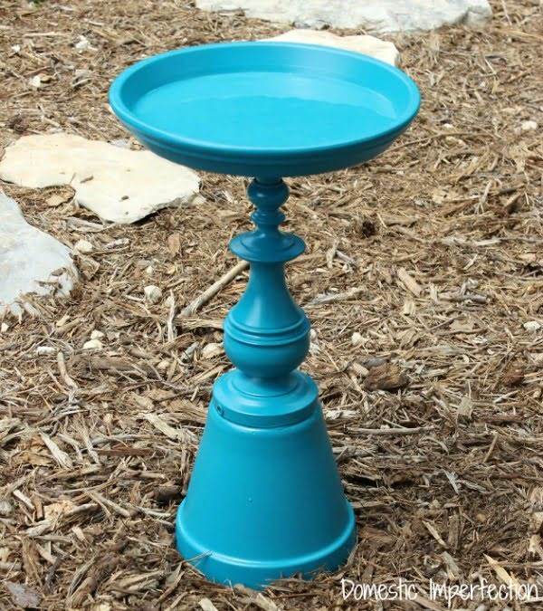 Make Your Own Birdbath
