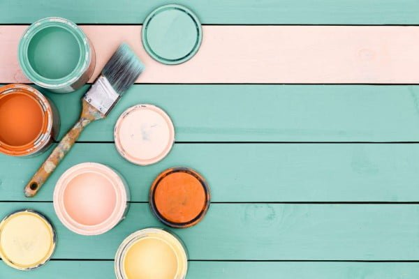 Why You Should Add Baking Soda to Latex Paint #DIY #homedecor #chalkpaint #makeover
