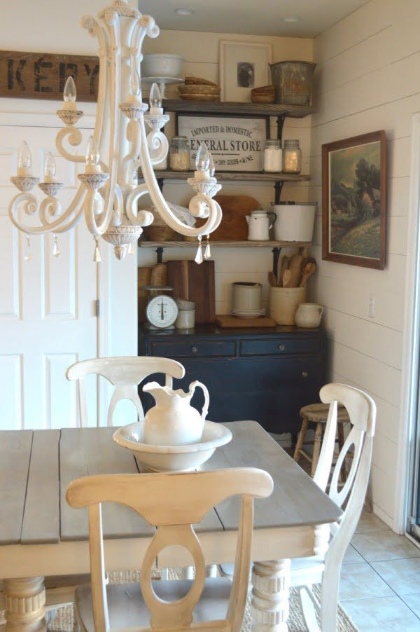 My Chalk Paint Recipe and Painting Techniques #DIY #homedecor #chalkpaint #makeover