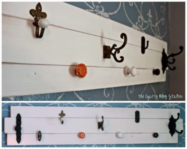 How to Make a DIY Coat Rack
