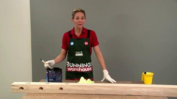 How To Make A D.I.Y. Wooden Coat Rack #DIY #homedecor #organization