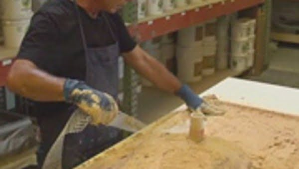 Video Series: How to Create a Lightweight Concrete Countertop #DIY #kitchendesign #homedecor