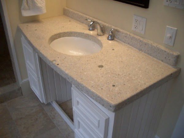 Do It Yourself Concrete Countertop Guide and Tips #DIY #kitchendesign #homedecor