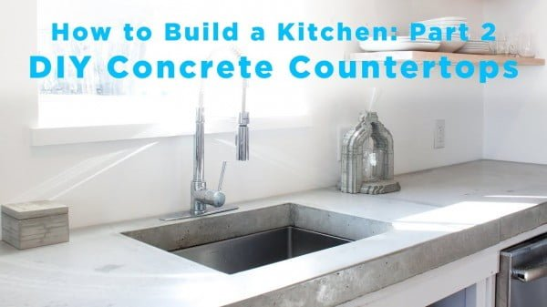 Part 2 of The Total DIY Kitchen Series #DIY #kitchendesign #homedecor