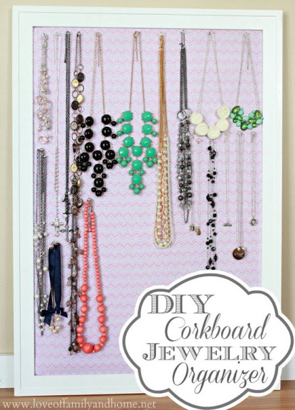 45 Easy Diy Cork Board Projects For Creative Organization