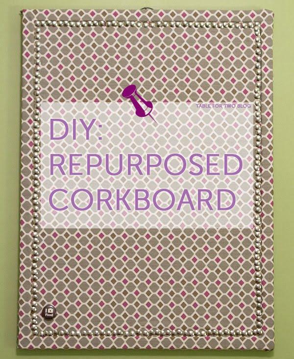Purposed Corkboard